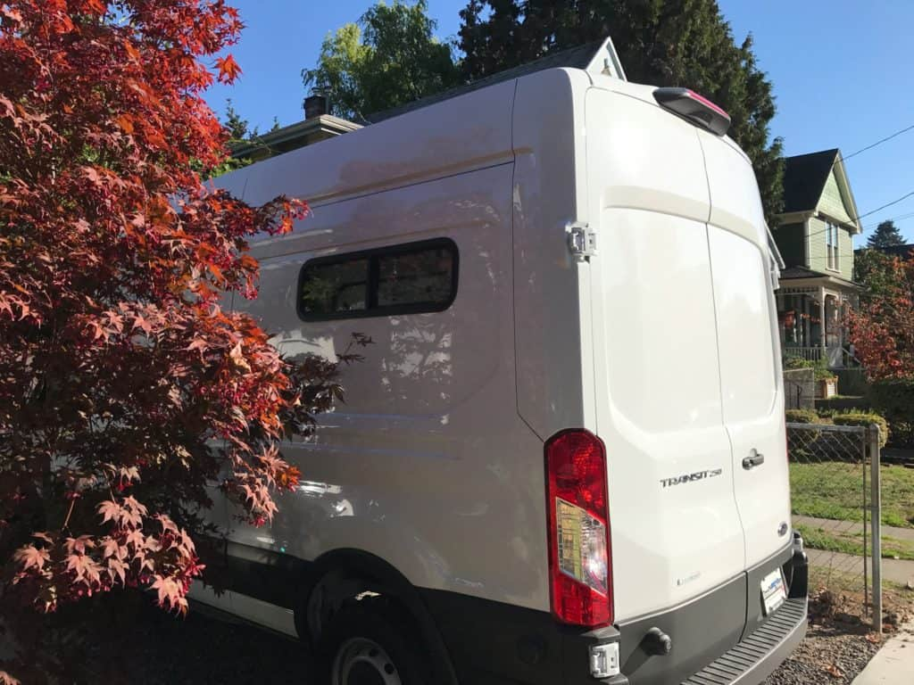 How To Install RV Windows - FInished Result