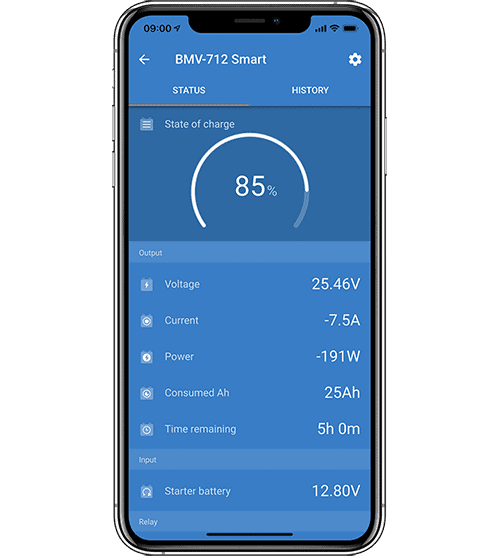 Victron Smartphone App For