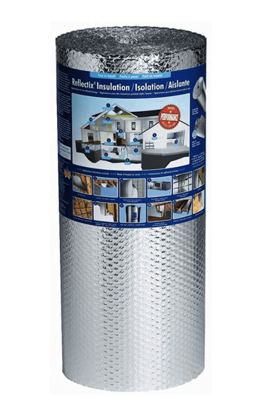 Insulation For Van Conversions - Reflectix Insulation