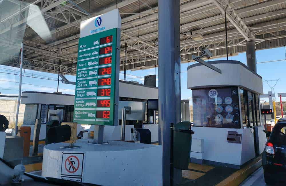 Is Mexico Dangerous - Toll Road