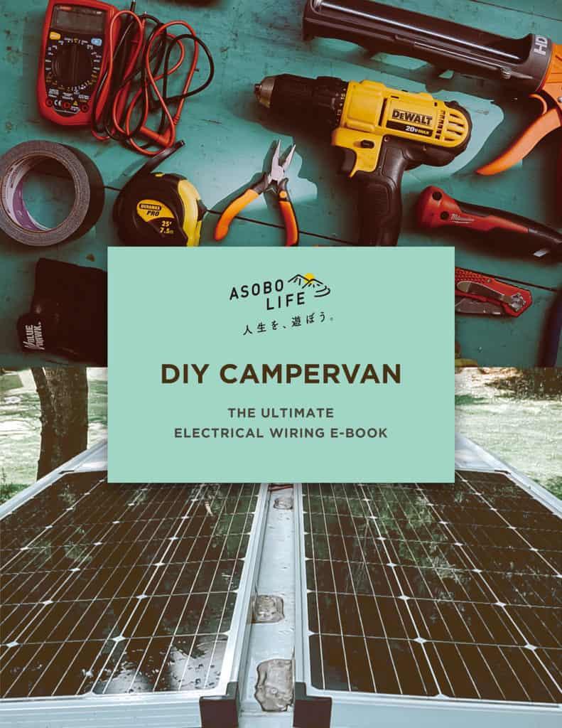 Camper Van Electrical Guide E-Book