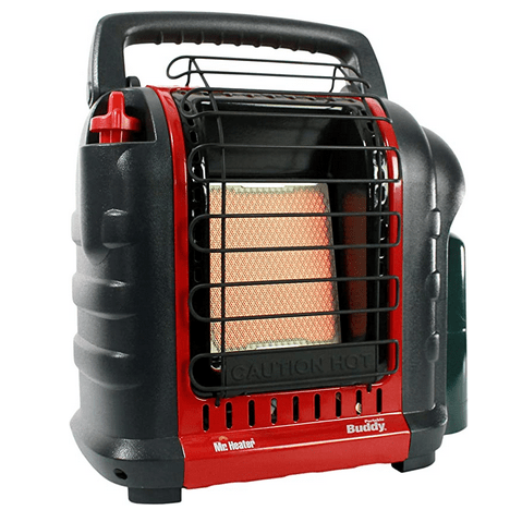 Heating Your Campervan During The Winter - Simple Propane Heater