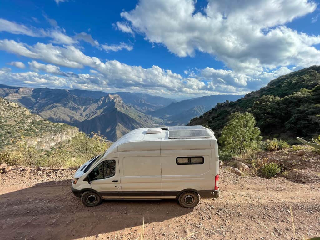 Visiting Copper Canyon - Road To Urique