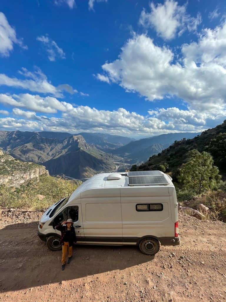 Copper Canyon Road Trip - Driving Down To Urique Town