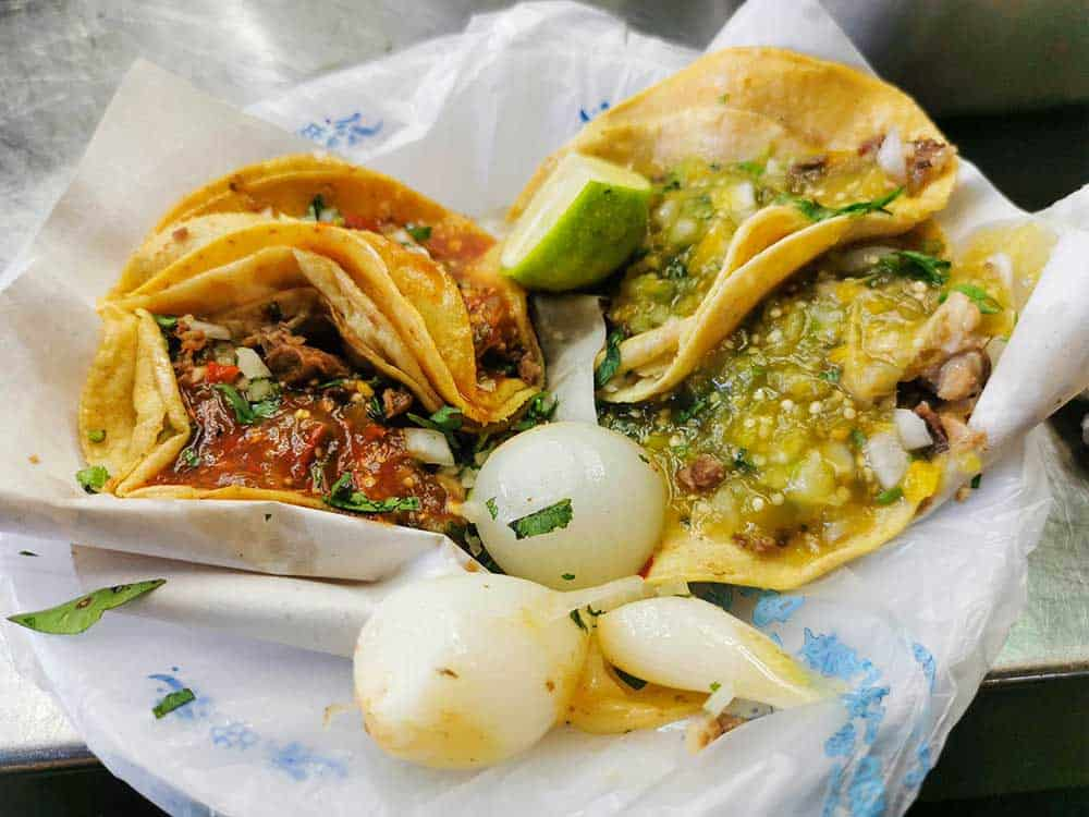 Best Foods of Mexico - Tacos