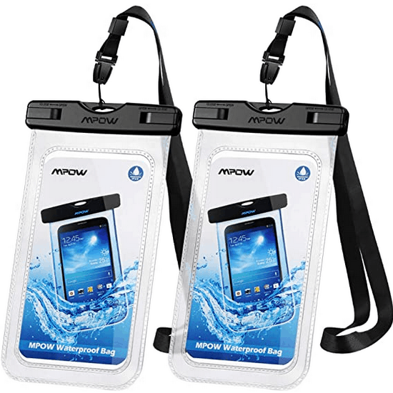 Waterproof Cell Phone Pouch - Tips when visiting Huasteca Potosina