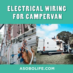 Electrical Wiring For A Camper Van