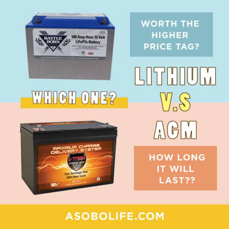 AGM vs Lithium Batteries: Which Battery Is Best For Van Life?