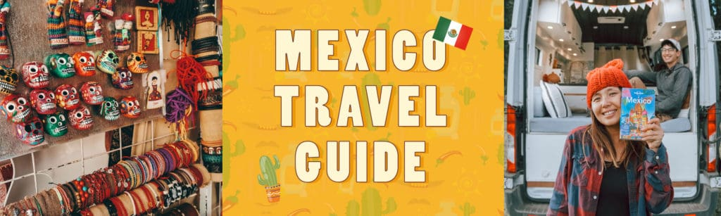 Mexico Travel Guide Banner