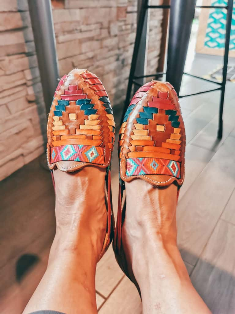 Mexico Shopping Guide - Handmade Leather Shoes