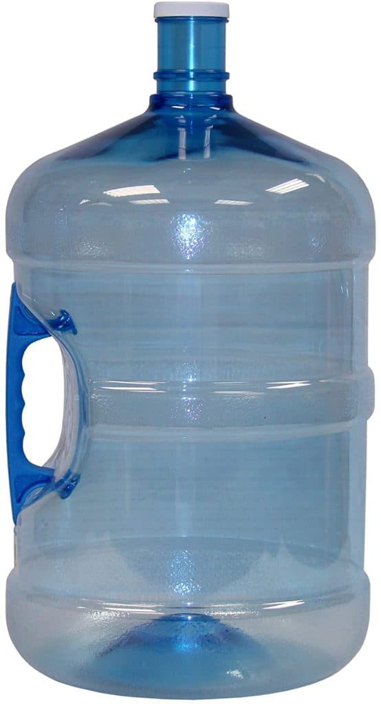 Drinking Water In Mexico - 5 Gallon Water Bottle