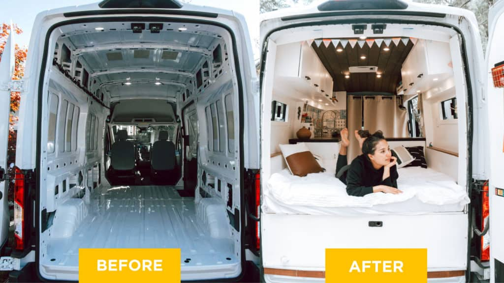 Why Insulating Your Camper Van So Important