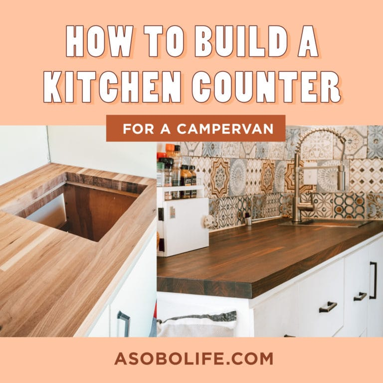 How-To-Build-A-Kitchen-Counter