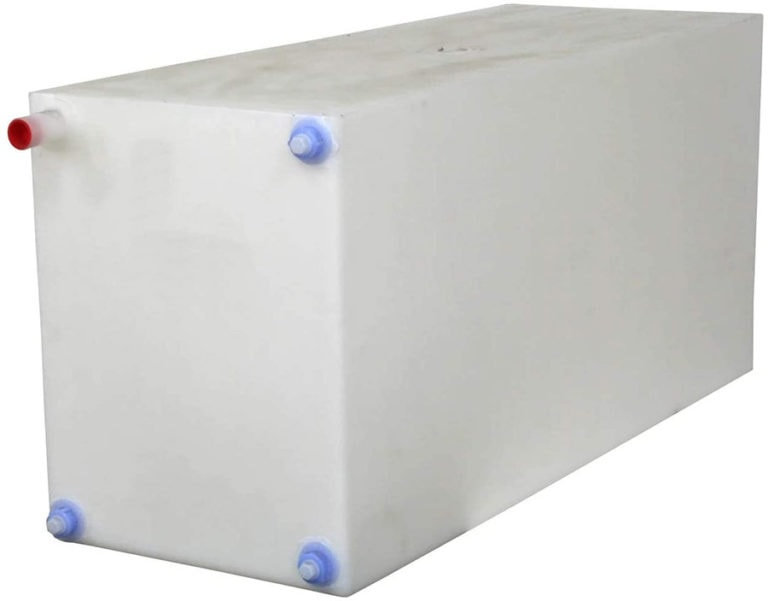 Fresh & Grey Water Tank For RV Water Systems