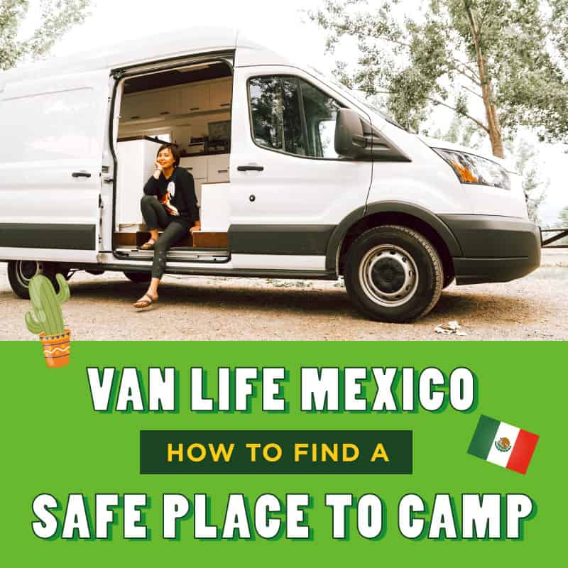 Safe Places To Camp In Mexico
