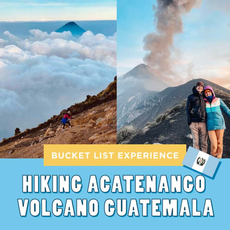 """Link Banner To Article """"How To Hike Up Acatenango Volcano"""""""