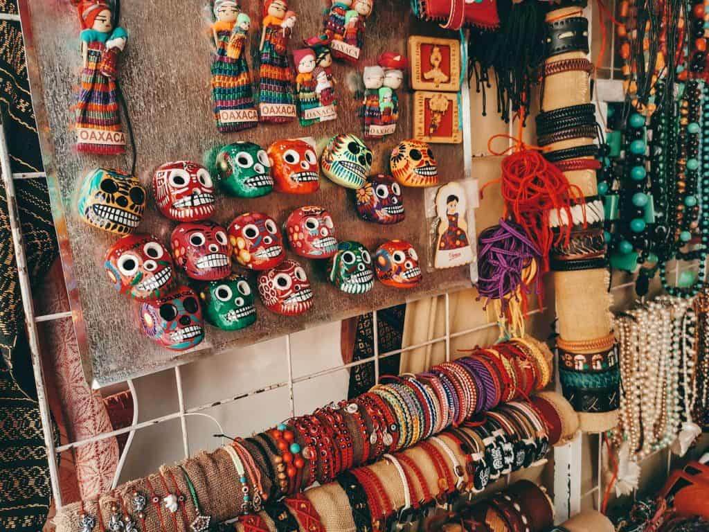 Mexico Road Trip Guide - Shopping For Souvenirs In Oaxaca