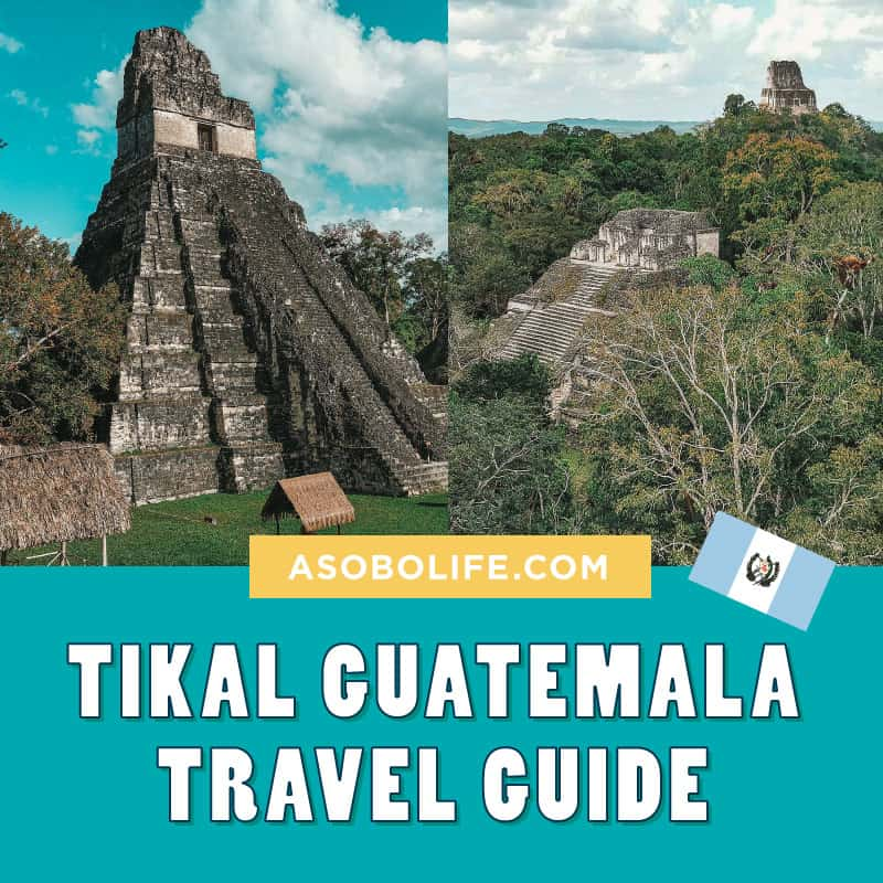 Banner Link To Tikal Guatemala Travel Guide