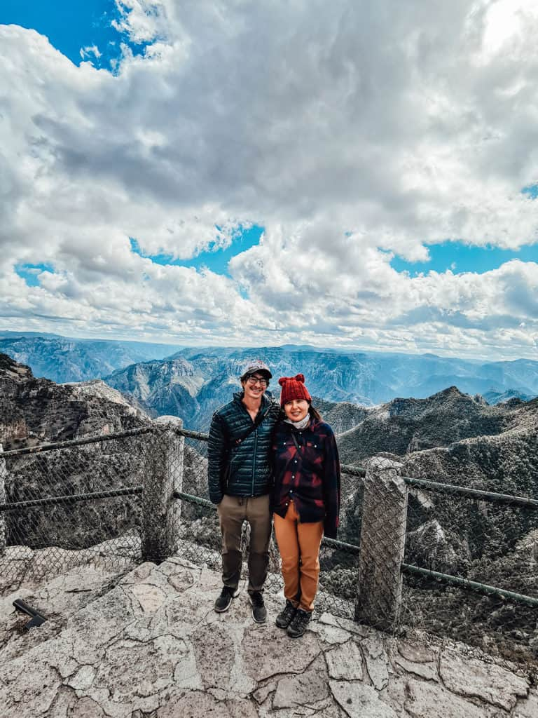Copper Canyon Travel Guide - Divisadero Lookout 2
