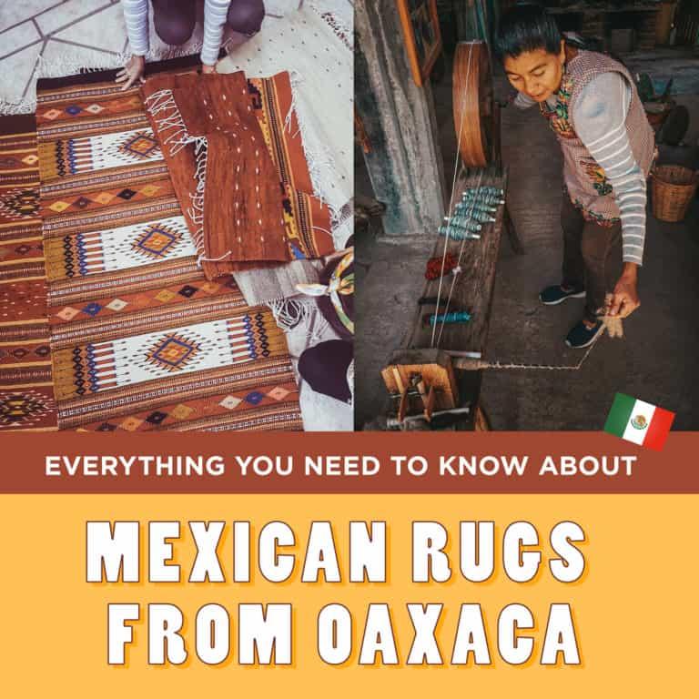 Handmade-Rugs-From-Oaxaca-Mexico