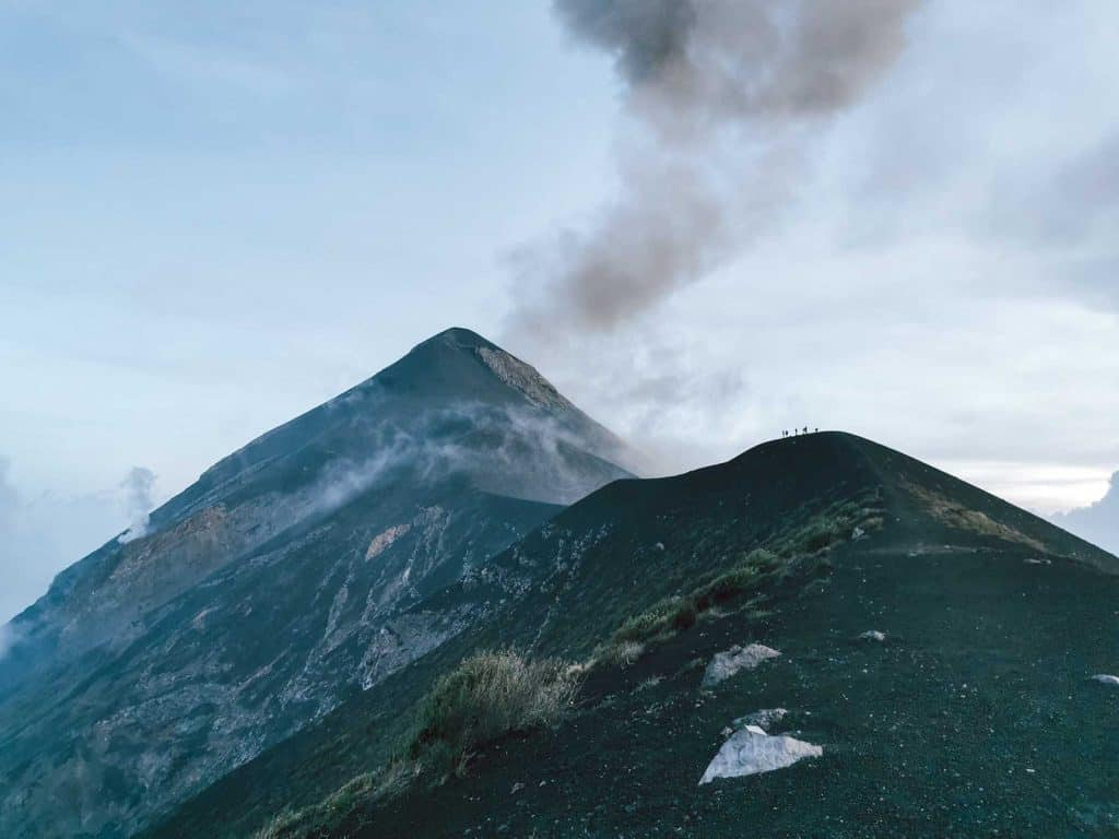 Hiking To Fuego Volcano For Sunset - Is Fuego Worth It?