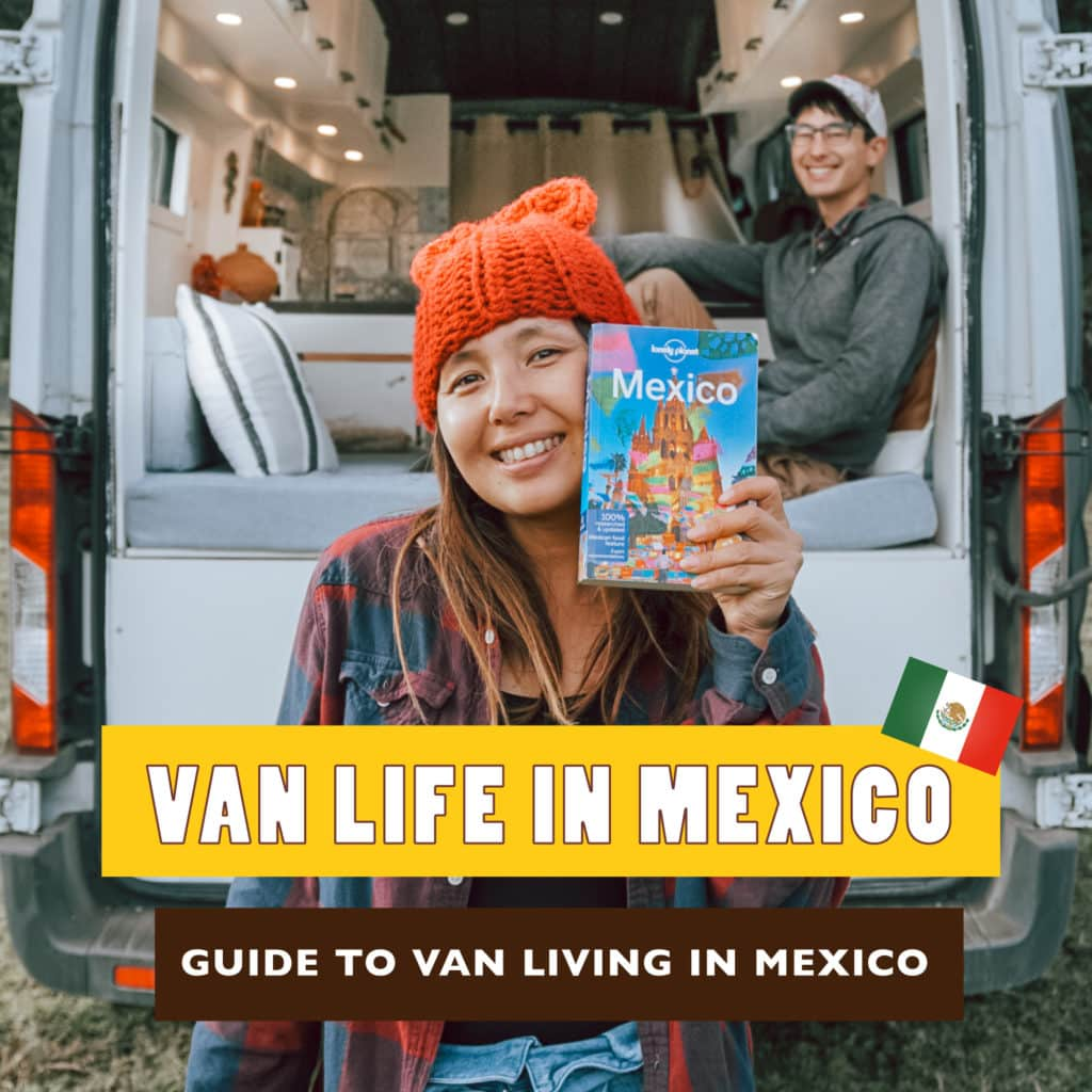 Van-Life-In-Mexico--Guide-To-Camper-Van-Living-In-Mexico