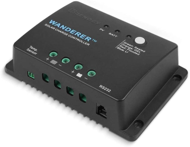 Renogy Wanderer PWM Solar Charge Controller